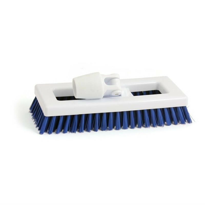 Jantex schrobber blauw 24 cm