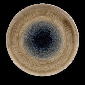 Stonecast Aqueous Bayou coupe bord 28,8 cm