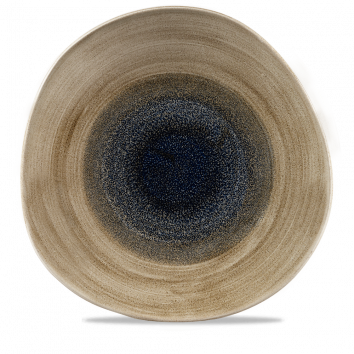 Stonecast Aqueous Bayou organic bord plat 28,6 cm