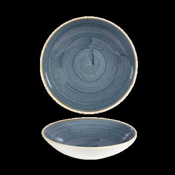 Stonecast Blueberry coupe bowl 18,2 cm