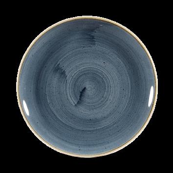 Stonecast Blueberry coupe bord 21,7 cm