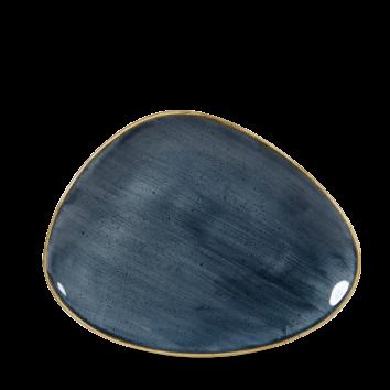 Stonecast Blueberry chef`s triangle bord 26 cm