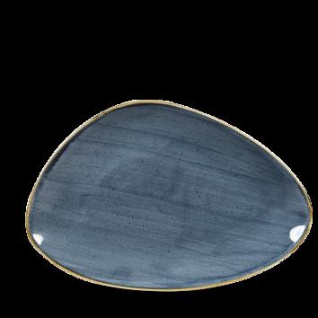 Stonecast Blueberry chef`s triangle bord 30 cm
