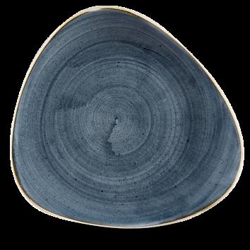 Stonecast Blueberry triangle bord 31,1 cm