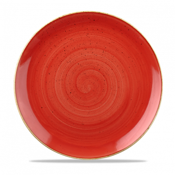 Stonecast Berry Red coupe bord 28,8 cm