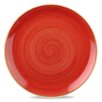 Stonecast Berry Red coupe bord 32,4 cm