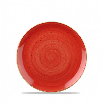 Stonecast Berry Red coupe bord 16,5 cm