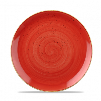 Stonecast Berry Red coupe bord 21,7 cm