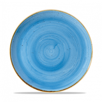 Stonecast Cornflower Blue coupe bord 26 cm