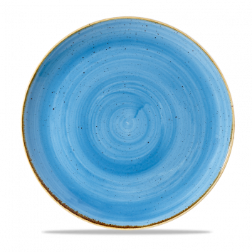 Stonecast Cornflower Blue coupe bord 28,8 cm