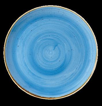 Stonecast Cornflower Blue coupe bord 32,4 cm