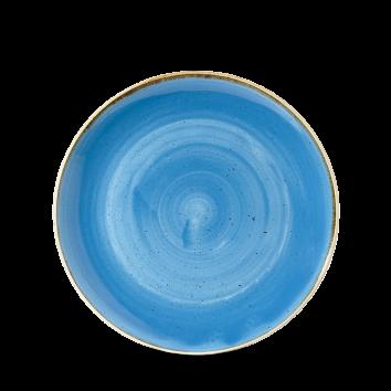 Stonecast Cornflower Blue coupe bowl 18,2 cm