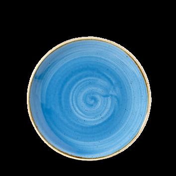 Stonecast Cornflower Blue coupe bord 16,5 cm