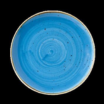 Stonecast Cornflower Blue coupe bord 21,7 cm