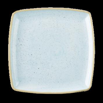 Stonecast Duck Egg Blue bord vierkant diep 26,8 cm