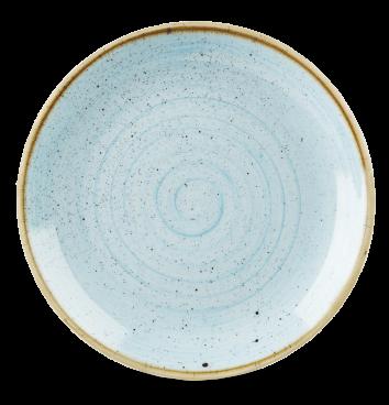 Stonecast Duck Egg Blue coupe bord 32,4 cm
