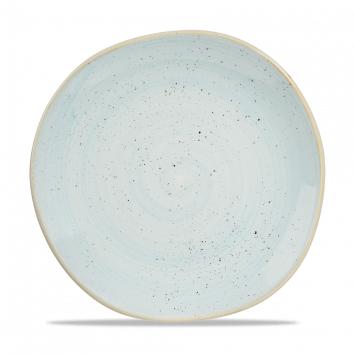 Stonecast Duck Egg Blue organic bord plat 26,4 cm