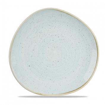 Stonecast Duck Egg Blue organic bord plat 28,6 cm