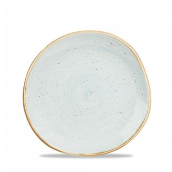 Stonecast Duck Egg Blue organic bord plat 18,6 cm