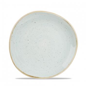 Stonecast Duck Egg Blue organic bord plat 21 cm