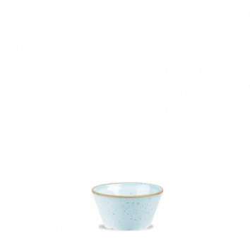 Stonecast Duck Egg Blue sauce dish 9 cl