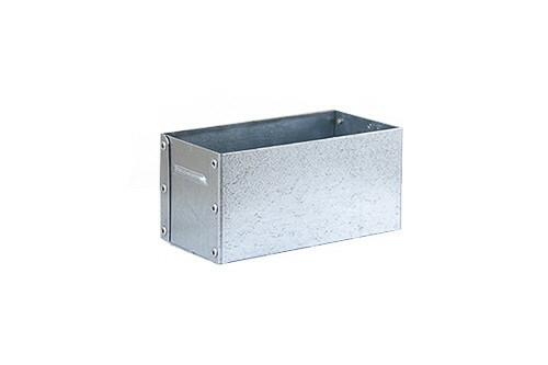 Toolbox Blanc 14,5 x 7 x 7(h) cm
