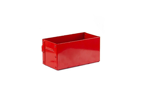 Toolbox Red 14,5 x 7 x 7(h) cm