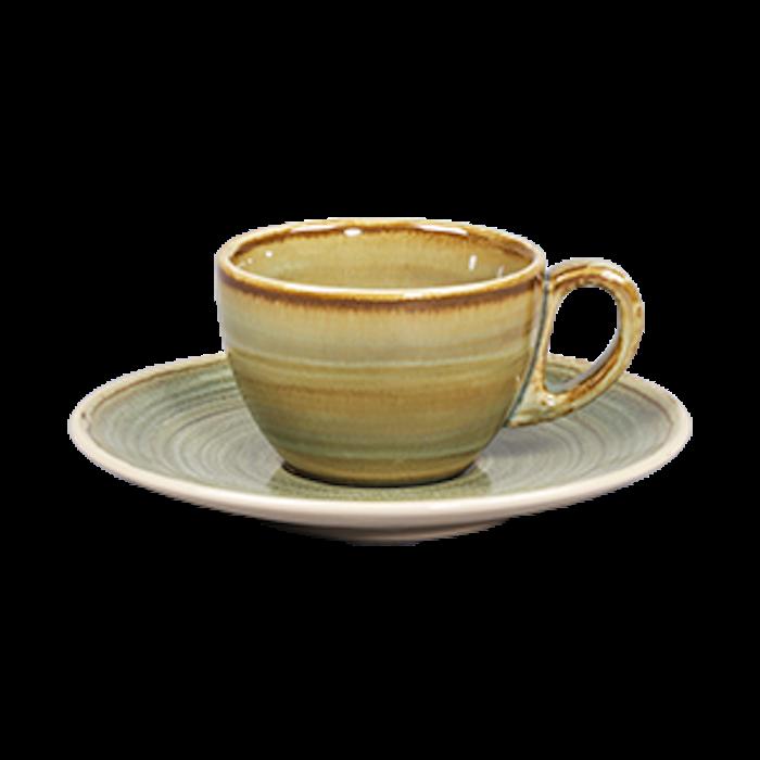RAK Spot Emerald latte kop 28 cl