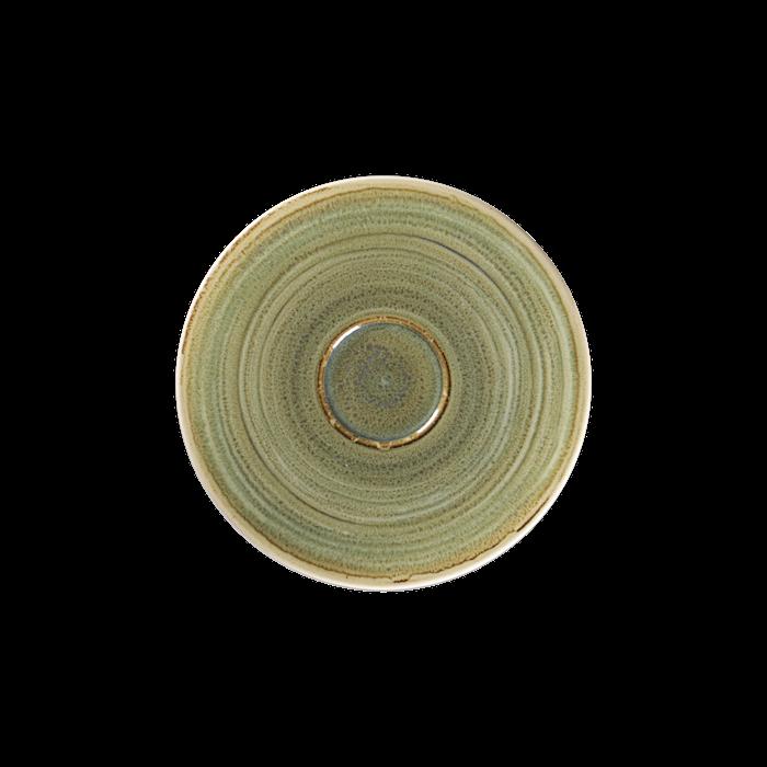 RAK Spot Emerald espresso schotel 13 cm