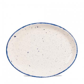 Churchill Stonecast Hints ovaal bord 30,5 cm