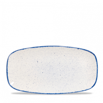 Churchill Stonecast Hints chef`s oblong plate 35,5 x 18,9 cm