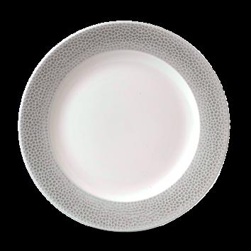 Churchill Isla Shale Grey bord plat 26,1 cm