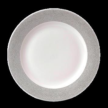 Churchill Isla Shale Grey bord plat 30,5 cm