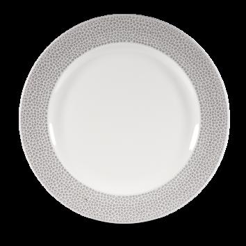 Churchill Isla Shale Grey bord plat 27,6 cm