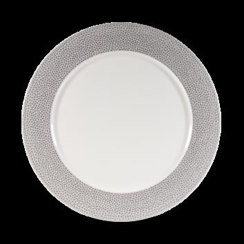Churchill Isla Shale Grey presentatie bord plat 30,5 cm