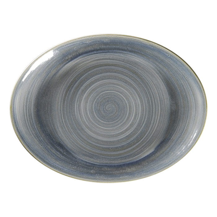 RAK Spot Jade bord ovaal 32 x 23 cm