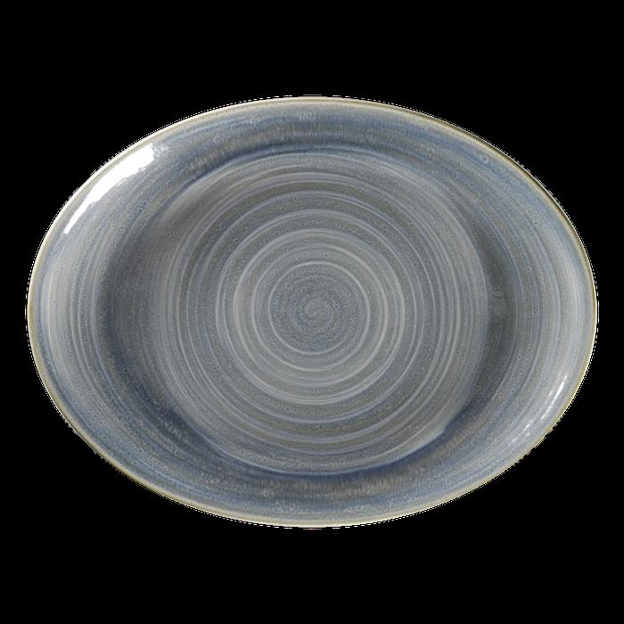RAK Spot Jade bord ovaal 36 x 27 cm