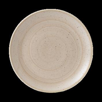 Stonecast Nutmeg Cream coupe bord 26 cm
