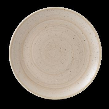 Stonecast Nutmeg Cream coupe bord 28,8 cm