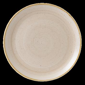 Stonecast Nutmeg Cream coupe bord 32,4 cm