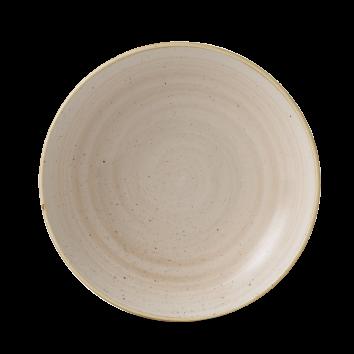 Stonecast Nutmeg Cream coupe bowl 24,8 cm