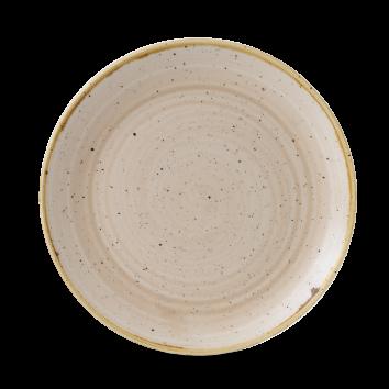 Stonecast Nutmeg Cream coupe bord 21,7 cm