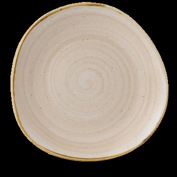 Stonecast Nutmeg Cream organic bord plat 28,6 cm