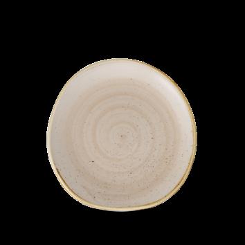 Stonecast Nutmeg Cream organic bord plat 18,6 cm