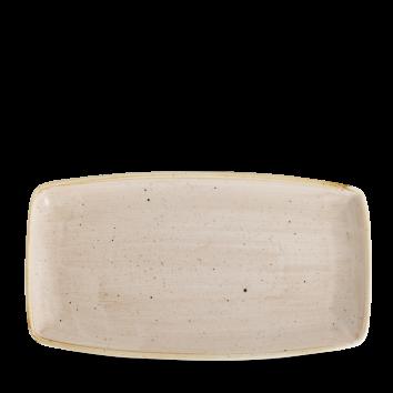 Stonecast Nutmeg Cream oblong plate 35 x 18,5 cm