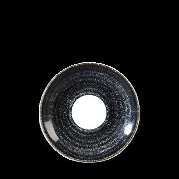 Studio Prints Charcoal Black capp. schotel 15,6 cm