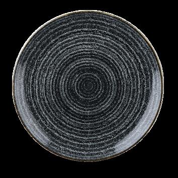 Studio Prints Charcoal Black coupe bord 28,8 cm