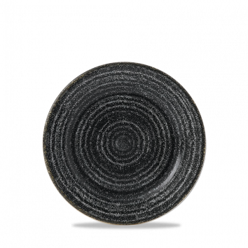 Studio Prints Charcoal Black bord plat 17 cm