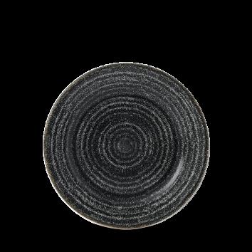Studio Prints Charcoal Black coupe bord 16,5 cm