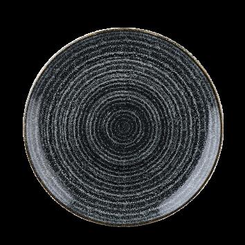 Studio Prints Charcoal Black coupe bord 21,7 cm